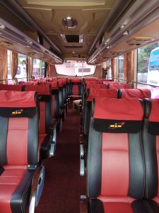 Rental Bus di Pontianak